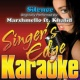 Singer's Edge Karaoke Silence (Originally Performed by Marshmello & Khalid) [Karaoke Version]