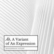 Bahadırhan Koçer Âb, a Variant of an Expression