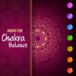 Chinese Relaxation and Meditation Chakra Balancing