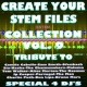 Express Groove Create Your Stem Files Collection, Vol. 9 (Special Instrumental Versions And tracks with separate sounds [Tribute To Camila Cabello-Tom Walker-Ofenbach-Jp Cooper Etc..])