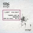 Last Knight Templar's Sword