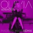 Olivia Holt Generous [Madison Mars Remix]