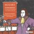 Philippe Entremont Mozart: Piano Concerto No. 23, K. 488 - Piano Concerto No. 20, K. 466
