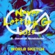 WORLD SKETCH Never Letting Go 2015 (feat. Jonathan Mendelsohn)