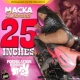 Macka Diamond 25 Inches - Single