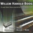 """Willem Harold Boog Canonisch voorspel enb Koraal Psalm 84:1, """"Hoe lief'lijk, hoe vol genot"""