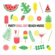 Chillout Lounge Disco on the Beach