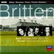 ベンジャミン・ブリテン/デイム・ジャネット・ベイカー/ジェイムズ・ボウマン/サー・ピーター・ピアーズ/ディートリヒ・フィッシャー=ディースカウ/イギリス室内管弦楽団 Bach, J.S.: Cantatas Nos. 102 & 151 / Purcell: Celebrate this Festival