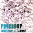 PINKLOOP GOODBYE MY LITTLE HONEY