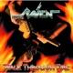 Raven Walk Through Fire