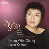 Kyung Wha Chung Violin Sonata in A Major, FWV 8: III. Recitativo fantasia (Ben moderato)