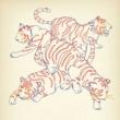 パスピエ ネオンと虎