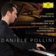 ダニエレ・ポリーニ Chopin: Etudes Op. 10; Scriabin: Late Works Opp. 70-74; Stockhausen: Klavierstück IX
