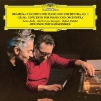 ゲザ・アンダ/ベルリン・フィルハーモニー管弦楽団/ヘルベルト・フォン・カラヤン/ラファエル・クーベリック Brahms: Piano Concerto No. 2 in B Flat, Op. 83 / Grieg: Piano Concerto in A Minor, Op. 16