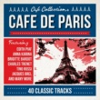 Juliette Greco Café Collections: Café De Paris