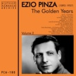 Ezio Pinza The Golden Years of Ezio Pinza, Volume 2
