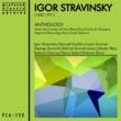 Igor Stravinsky Igor Stravinsky Anthology