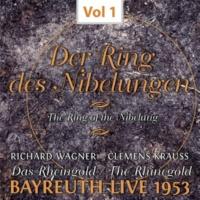 Hans Hotter,Erich Witte,Hermann Uhde,Gerhard Stolze&Ira Malaniuk Das Rheingold. 2. Szene: Auf, Loge, Hinab mit mir!