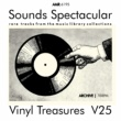 Various Artists Sounds Spectacular: Vinyl Treasures, Volume 25