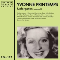 Yvonne Printemps I'll Follow My Secret Heart