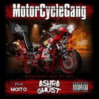 ASHRA THE GHOST MotorCycle Gang