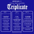 Chris Connor Triplicate (Vocal Past Masters)