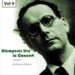 Otto Klemperer Klemperer Live in Concert, Vol.9