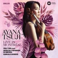 Ayana Tsuji Violin Concerto in D Minor, Op. 47: III. Allegro, ma non tanto (Live)