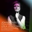 Leila Josefowicz, St. Louis Symphony, David Robertson
