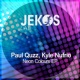 Paul Quzz Neon Colours