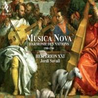 Jordi Savall Musica Nova