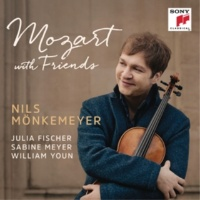 Nils Mönkemeyer/Julia Fischer London Sketchbook No. 32: Duo for Violin and Viola, K. 15gg