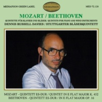 Dennis Russel Davies & Stuttgart Wind Quintet Mozart & Beethoven: Quintets for Piano and Wind Instruments
