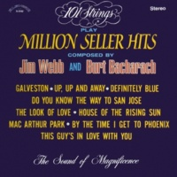 101 Strings Orchestra 101 Strings Play Million Seller Hits Composed by Jim Webb and Burt Bacharach (Remastered from the Original Master Tapes)