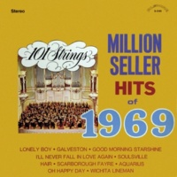 101 Strings Orchestra 101 Strings Play Million Seller Hits of 1969 (Remastered from the Original Master Tapes)
