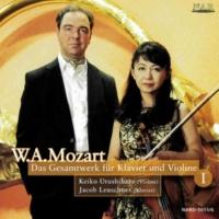 漆原啓子&ヤコブ・ロイシュナー モーツァルト:ピアノとヴァイオリンのための作品全集 I
