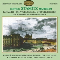 Kurpfalz Chamber Orchestra & Klaus-Peter Hahn & Omar Zoboli Edition Stamitz Mannheim, Vol. 2