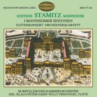 Kurpfalz Chamber Orchestra & Klaus-Peter Hahn & Willy Freivogel Edition Stamitz Mannheim, Vol. 1