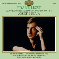 Josef Bulva & Luxemburg Radio Symphony Orchestra & Daniel Nazareth Franz Liszt: Piano Concertos Nos. 1 & 2