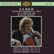 Klaus-Peter Hahn J. S. Bach: Suites for Violoncello Nos. 4-6, BWV 1010-1012