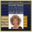 Orchestre de la Suisse Romande & Armin Jordan & Felicity Lott Richard Strauss: Don Quixote & Selected Songs