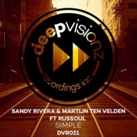 Sandy Rivera & Martijn Ten Velden Simple (feat. Russoul)