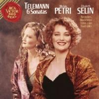 Michala Petri Telemann: Six Sonatas