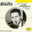 Therese Giehse/ベルトルト・ブレヒト/Deutsche Grammophon Literatur Ballade vom armen B. B.
