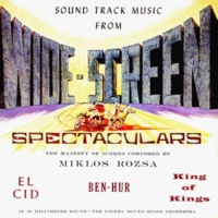 Cinema Sound Stage Orchestra Sound Track Music from Wide-Screen Spectaculars (Remastered from the Original Master Tapes)