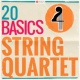 "Henschel Quartet String Quartet in D Major, Op. 64, No. 5 ""Lark"": I. Allegro moderato"