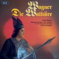 エーリヒ・ラインスドルフ/ビルギット・ニルソン/ジョージ・ロンドン/ジョン・ヴィッカーズ/グレ・ブロウウェンスティン/デイヴィッド・ウォード/リタ・ゴール/ロンドン交響楽団 Wagner: Die Walküre