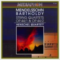 Henschel Quartet Mendelssohn: String Quartets Nos. 3 & 4, Op. 44