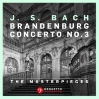 Württemberg Chamber Orchestra Heilbronn & Jörg Faerber The Masterpieces - Bach: Brandenburg Concerto No. 3 in G Major, BWV 1048