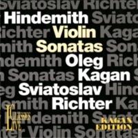 Oleg Kagan Hindemith: Oleg Kagan Edition, Vol. X